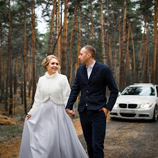 Wedding photographer Sergey Yashmolkin (SMY9). Photo of 27.10.2017