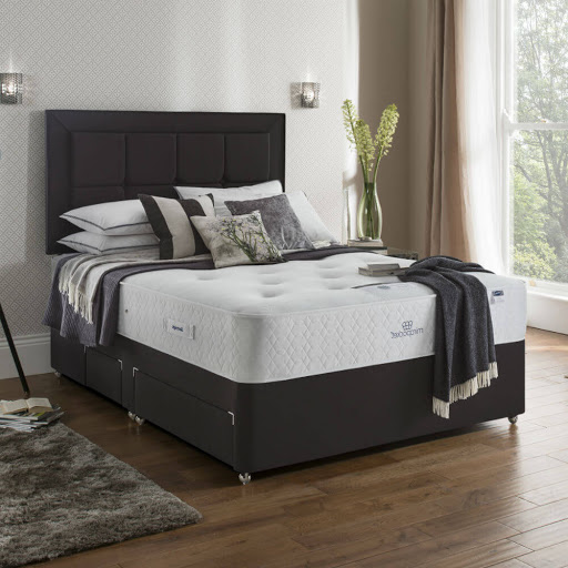 Silentnight Gemini Pocket 1200 Divan Bed