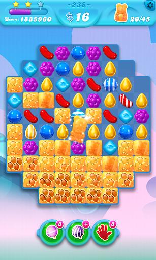 Télécharger Gratuit Candy Crush Soda Saga apk mod screenshots 3
