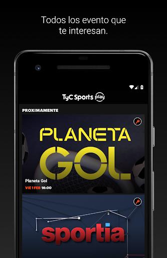 tyc sports play screenshot 3