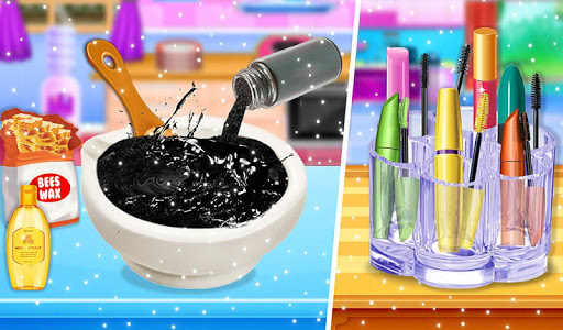 Makeup kit - Homemade makeup games for girls 2020 screenshots 12