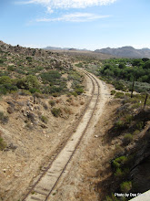 Photo: (Year 3) Day 35 -  Old Railway Line