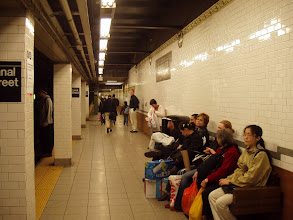 Photo: they took the subway