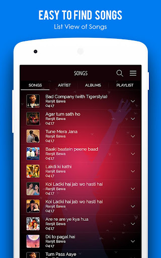 MX Audio Player- Music Player 1.22 screenshots 5