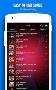 MX Audio Player- Music Player App Download For Android 5