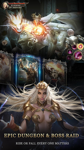 Immortal Thrones-3D Fantasy Mobile MMORPG  screenshots 5