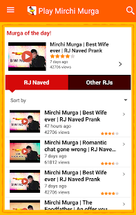 Mirchi Murga with RJ Naved- screenshot thumbnail