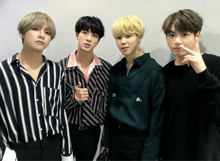 BTS Vocal Line