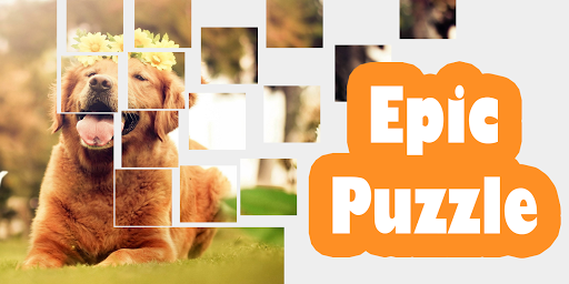 Puppy Epic Puzzle