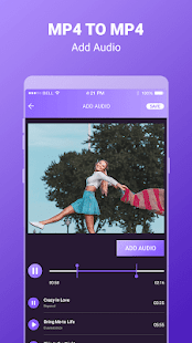 Video to mp3 - Audio from videos , Mp3 converter