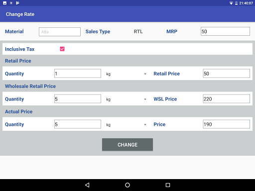 True Count - GST Billing, Accounting, Totally Free  screenshots 6