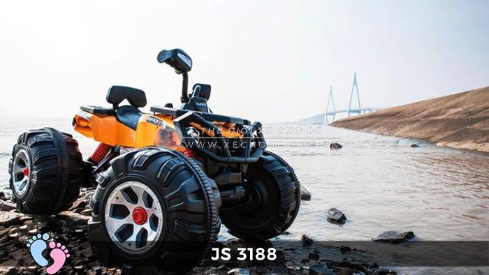 Xe mô tô điện địa hình khủng JS-3188 7