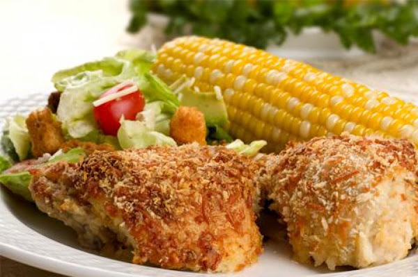 Potato Chip Chicken Recipe