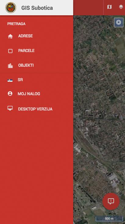 gis subotica mapa subotice SuboticaGIS   Aplicaciones Android en Google Play gis subotica mapa subotice