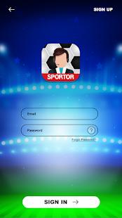 Sportor - náhled