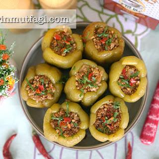 Cauliflower Stuffed Peppers Recipes.