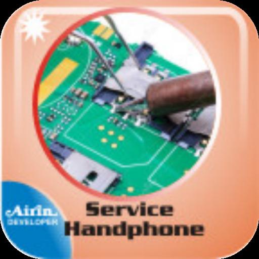 Kitab Service HP Android