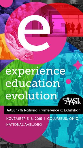 AASL 2015 Mobile App