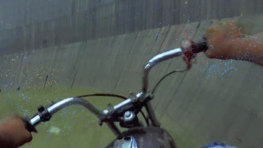 Well Of Death Bike Stunt Rider screenshot 1