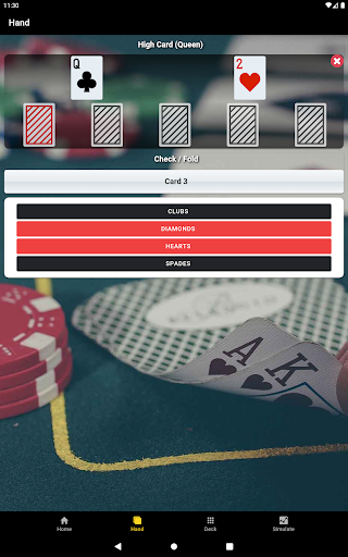 Poker Odds Emulator Lite 8 5