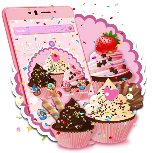 Cup Cake Launcher