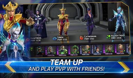 DC Legends: Battle for Justice v1.21.4 (Mods) APK 4
