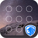AppLock Theme - Apple icon