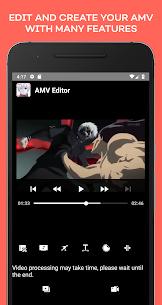 Anime Music Video Editor Apk – AMV Editor 1