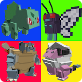 Pixelmon Evolution Trivia