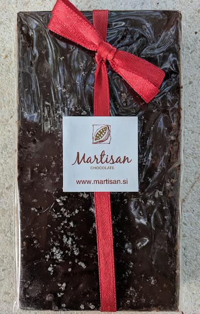 70% martisan salt bar
