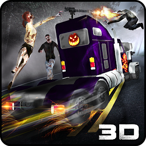 Halloween Grand Truck Driver for PC and MAC