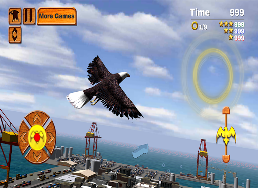 玩模擬App イーグル鳥シティシミュレータ2015免費 APP試玩