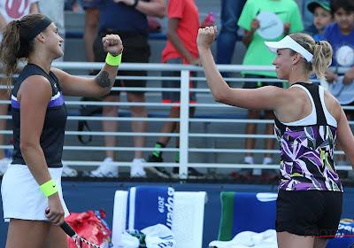 Schitterend! Elise Mertens wint de US Open in het dubbelspel