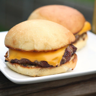 Homemade Hamburger Rolls