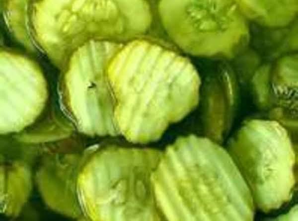 Sweet Pickles Recipe
