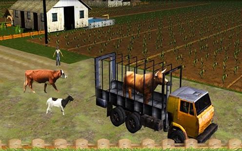 Qurbani Zvířata Doprava Pk Truck Simulátor Pro - náhled