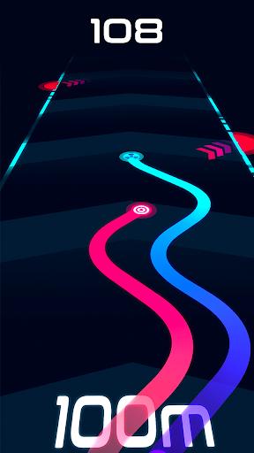 Wavy Lines apkdebit screenshots 2