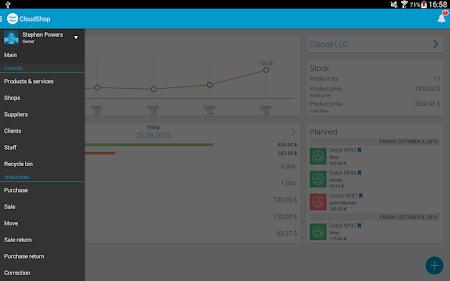 CloudShop 3.0.3 screenshot 2091001