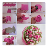 Easy Paper Flower Crafts