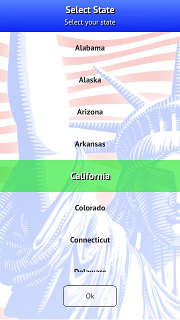 USA Citizenship Test 2017