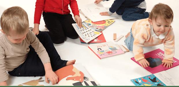 sélection librairie jeunesse par thème - Illustre Albert