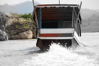 Photo: Day 275 - Boat Trip on Mekong River to Pak Ou Caves #3