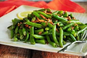 Green Beans Almondine Recipe  - Food.com