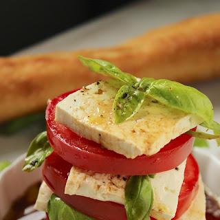 Vegan Caprese Salad Recipe