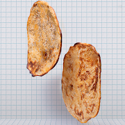 【NEW】Salted Egg Yolk & Dried Pork Floss Guokui 咸蛋黄肉松锅盔