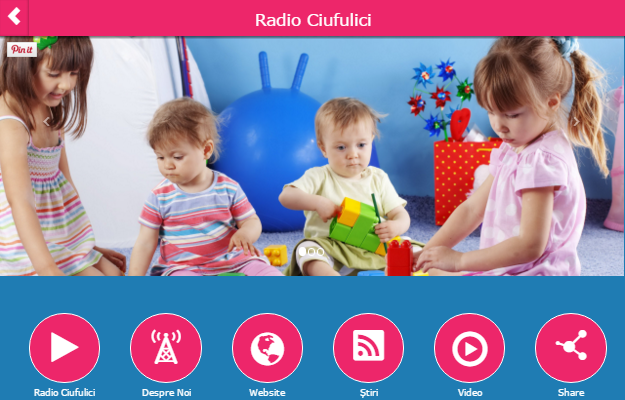 Radio Ciufulici- screenshot