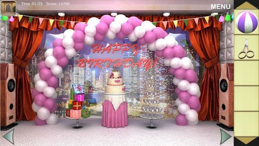 Escape From Girl BirthdayParty screenshot 2