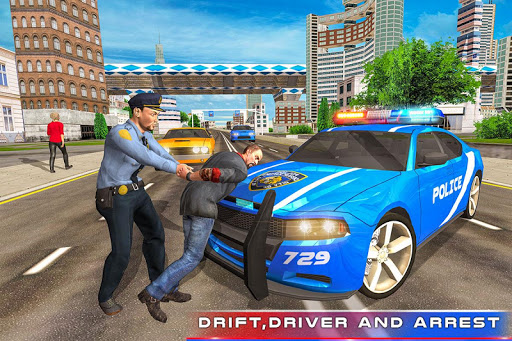 Police Chase Dodge: Police Chase Games 2018 1.0 screenshots 3