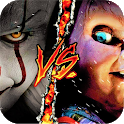Pennywise v.s chucky wallpaper icon