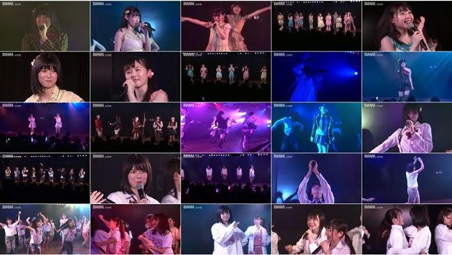 190511 (1080p) AKB48 研究生「パジャマドライブ」公演 播磨七海 卒業公演 DMM HD